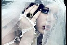 Halloween Vintage Gothic Wedding / Dream Wedding