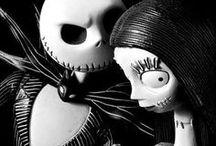 Halloween  Nightmare Before Christmas Wedding / Tim Burton