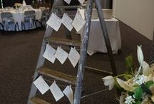 Inspiration: Your seat awaits / Table seating can be one of the most difficult elements of a wedding for the Bride and Groom.  It can be made easier once you know some basic principals about weddings.  This board gives you some checklists to help you set your table.