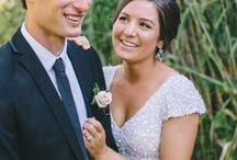 Real Wedding: Jono and Erica / Jono and Erica's Wedding