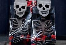 Halloween Gift / Emballage cadeaux d'halloween