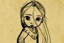 Character Design | Female (toddler)