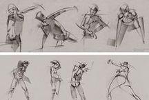 Inspirational Art | Life Drawing