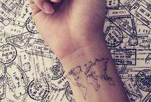 tattoo tatto tatt tat ta t / ★彡★彡★彡 / by Natalie Perez