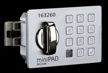 BeCode MiniPad / BeCode MiniPad Lock - Product Page: http://www.genesys-uk.com/BeCode-Locks/BeCode-MiniPad.Html  Genesys Office Furniture - Home Page: http://www.genesys-uk.com  The BeCode MiniPad Lock offers the simplicity of keyless locking on a compact scale.  Despite its modest size, it combines simple operation, advanced technology and secure functionality, all housed within an elegantly designed casing.