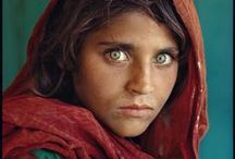 PHOTOGRAPHY BY STEVE McCURRY♥✿༺ / by ༺✿♥GOLD DUST WOMAN, SEVEN WONDERS♥✿༺