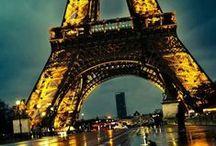 Soon Paris, soon ❤️ / Ideas for when we finally get to Paris ...