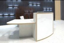 Light Reception Desks / Light Reception Desks - Product Page: http://www.genesys-uk.com/Light-Reception-Desks.Html  Genesys Office Furniture Homepage: http://www.genesys-uk.com  Light Reception Desks are available in a choice of shapes and sizes, optimised to suit all reception areas.