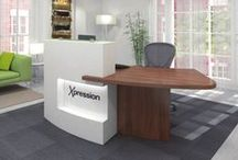Xpression Reception Desks / Light Reception Desks - Product Page: http://www.genesys-uk.com/Light-Reception-Desks.Html  Genesys Office Furniture Homepage: http://www.genesys-uk.com  Light Reception Desks are available in a choice of shapes and sizes, optimised to suit all reception areas.