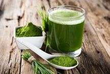 Wheatgrass Benefits / Here you will find the health benefits of wheatgrass powder. We will be pinning regularly to show you what nutrition you will get with wheatgrass and tips and tricks on how to use it in tasty recipes.
