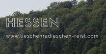 Unterwegs in Hessen / Entdecke Unerwartetes in Hessen.
