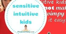SENSITIVE INTUITIVE KIDS
