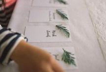 Inspiration: Home Styled Weddings / Our offsite weddings that we love to be a part of ...
