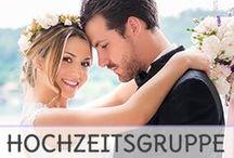 """Gruppenboard """"Hochzeit"""" / Dieses Board ist für alle deutschsprachigen Hochzeitsdienstleister. Blumen, Torte, Kleider, ... alles was dazu gehört, ist hier gerne gesehen!   Info: Bitte nur eigene, hochformatige Pins mit deutscher Beschreibung und max. 3 Pins am Tag hochladen. Bitte auch andere Pins """"repinnen""""!!! Pins & Pinner, die nicht den Kriterien entsprechen, werden gelöscht.  Wenn ihr mitmachen wollt, dann sendet mir einfach eine E-Mail an info@feenstaub.at oder schreibt mir hier auf Pinterest eine Nachricht."""