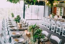 Styled Shoot:  Green & Lush