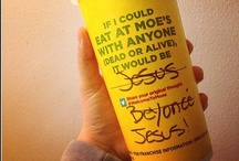 Cup Captions  / Check out some of our favorite Moe's cup submissions!  / by Moe's Southwest Grill