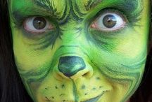 FACE PAINTING FANTASIES / by Teri Pasley