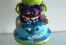 taarten decoreren/maken