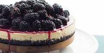 Cake / Recipes of delicious and beautiful layered, bundt, snack, coffee or cheesecakes that would be perfect for any special occasion or birthday!