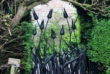 Unusual Gates & Bollards