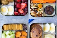 Meal Prep / Healthy Lunchbox / All kinds of make-ahead or freezer friendly tips and recipes for work or school snacks and lunch bowls, lunchboxes to meal prep for the week.