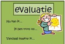 evalueren / Leuke manieren om te variëren met evalueren. Evalueren hoort bij een leerproces. Het maakt deel uit van je bewustwording. Het hoeft niet lang te duren en kan op verschillende manieren.