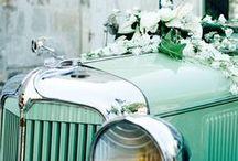 Transport // Wedding Wheels