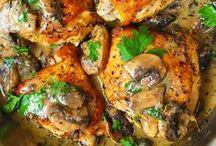Chicken Recipes / Winner winner chicken dinner - full of delicious main dish and appetizer recipes.