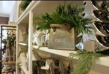 Christmas at saturday afternoons / Christmas decor from our stores