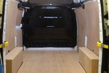 Van Linings / Protective linings for LCVs