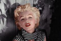 Marilyn / by Eartha Kitt