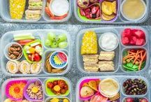 Back to School Basics / Everything you'll need for back to school including: lunch supplies, crafts, lunch ideas, clothes etc.