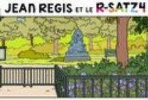 JEAN REGIS / Jean Régis et le R-SATZ4 — Jean-Claude Registo —  http://jean-clauderegisto.wix.com/jean-regis