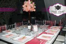 sillas y mesas / Todo en decoración de sillas y mesas