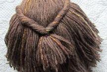 vlasy pre bábiky