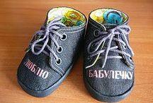 topánky pre bábiky