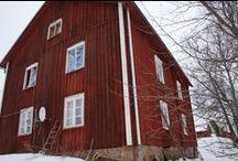 Lillolofsstugan / Renovating our 1800 century farm house.