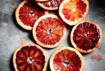 Colour Palettes // Orange