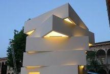 COSTRUIRE MODERNO - MODERN ARCHITECTURE / architettura che sa . . . . . osare