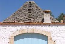 I NOSTRI LAVORI - OUR WORKS / Alcuni dei lavori realizzati in giro per la Puglia