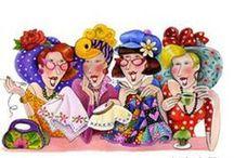 Bronwyn Hayes gingham girls