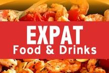 Expat Food and Drinks / #Expat #Food, #Drinks And #Recipes From Around The World.