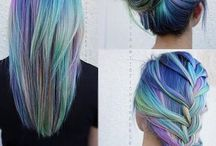 beautiful locks / Hair colours and styles I wish I could pull off