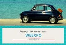 Weexpo's Vision / Weexpo - Tourism & Digital Innovation is an Italian start-up for incoming tour operators.  We believe in smart working, great responsive design, green economy and wanderlust.  Our main objective is to connect people and cultures.  For more information, please visit our website: www.weexpo.it