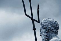 Myth || Poseidon ↦ aesthetic