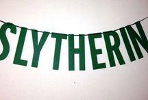 Hogwarts || Slytherin ↦ aesthetic