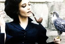 MPHFPC || Alma LeFey Peregrine ↦ aesthetic