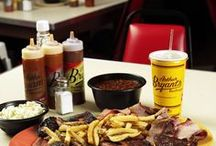 Kansas City BBQ / With more than 100 outstanding barbecue restaurants, Kansas City is good to the bone. Since the early 1900s Kansas City has been recognized for its delicious BBQ that attracts people from all around the world.