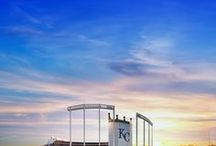 Kansas City Royals / Bring the entire family out to the ballpark to catch a game at The K, home of the Kansas City Royals and one of the most beautiful baseball stadiums in the country. Be there for every pitch, homerun and fountain splash, plus fireworks after the game every Friday night in the summer.