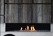 Concrete Fireplace Inspiration